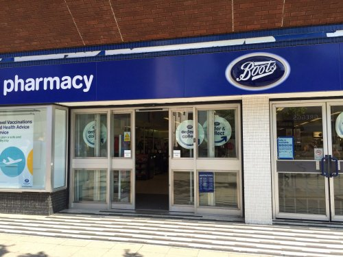Boots Lowestoft