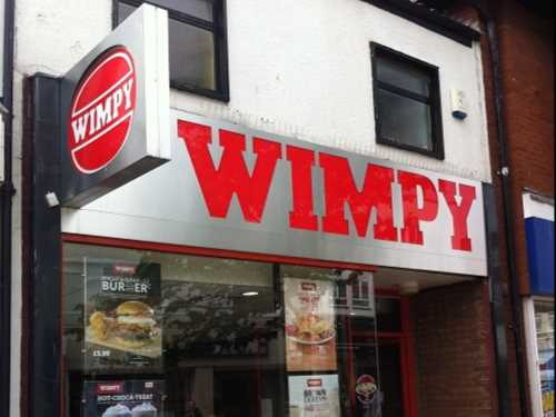 Wimpy Main Image