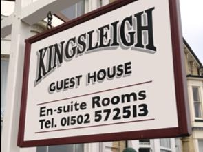 Kingsleigh Guest House Main Image