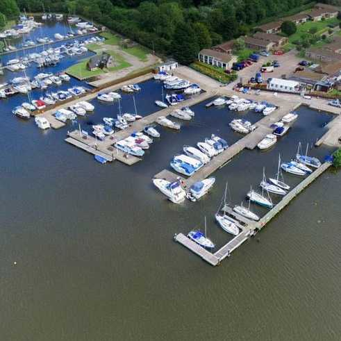 Broadlands Park and Marina image 3