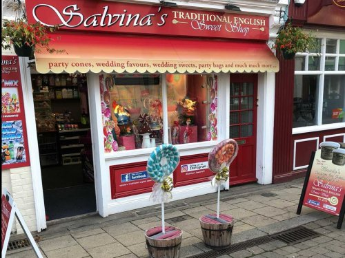 Salvinas Traditional English Sweet Shop Main Image