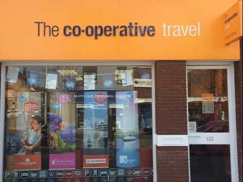 Coop Travel Main Image