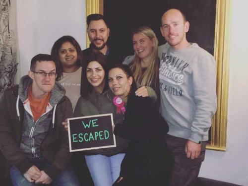 Prestige Escape Rooms