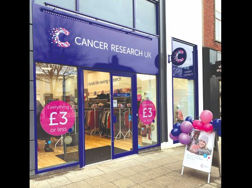 Cancer Research UK Main Image