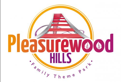 Pleasurewood Hills Family Theme Park logo