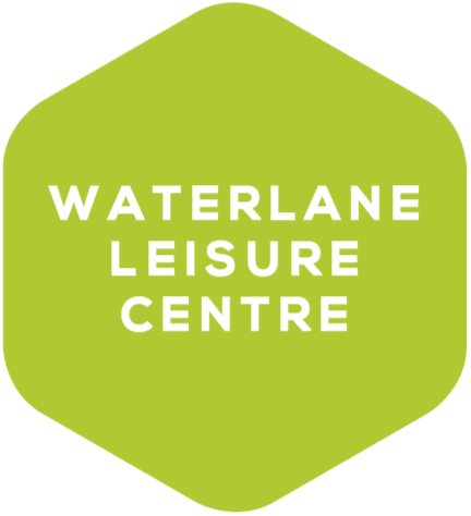 Waterlane leisure centre logo