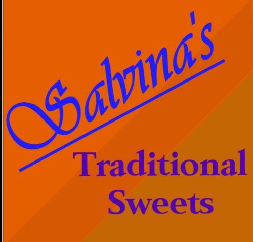 Salvinas Traditional English Sweet Shop logo