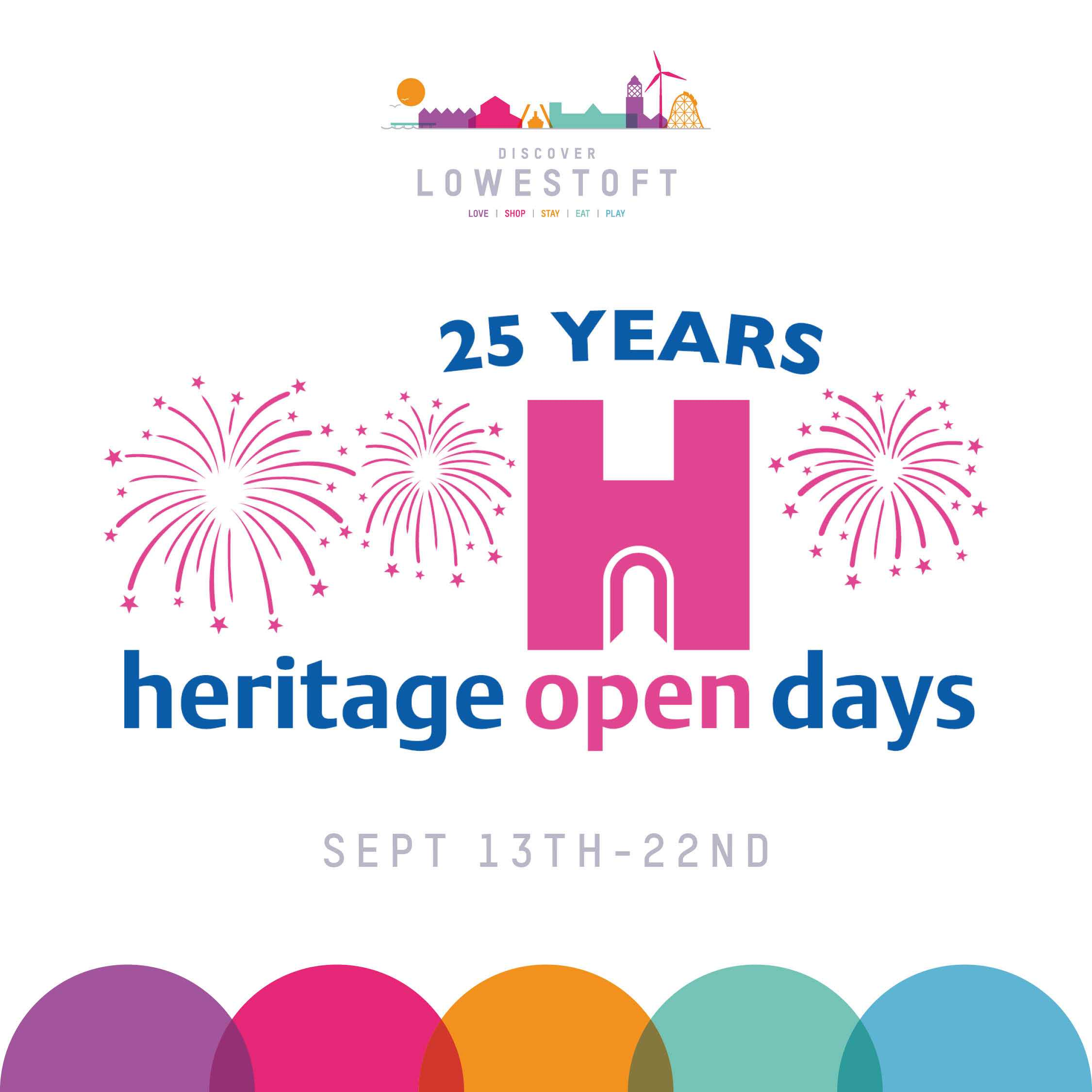 Heritage Open Days - The Lowestoft Scores Walking Tours Image