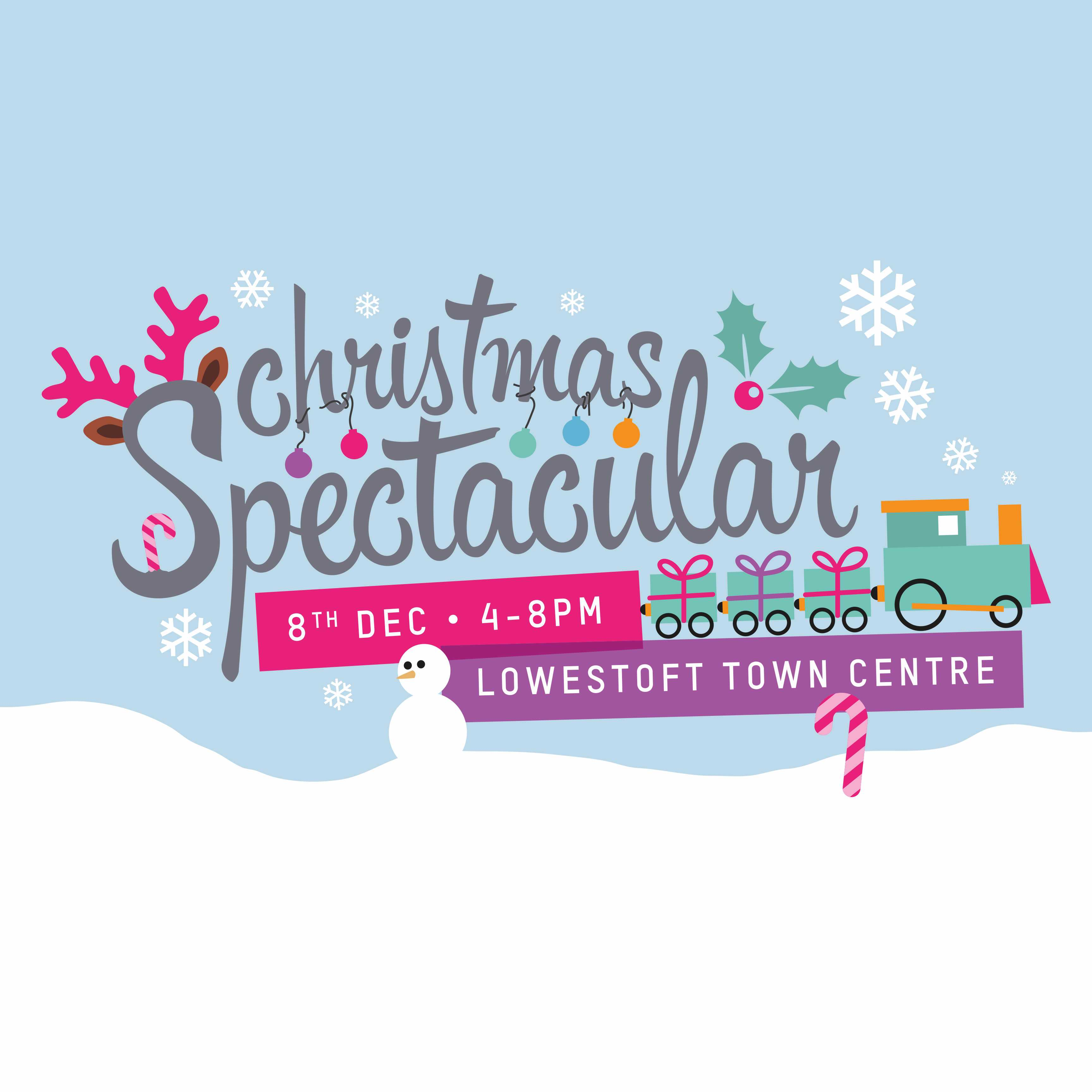 Lowestoft Christmas Spectacular Image