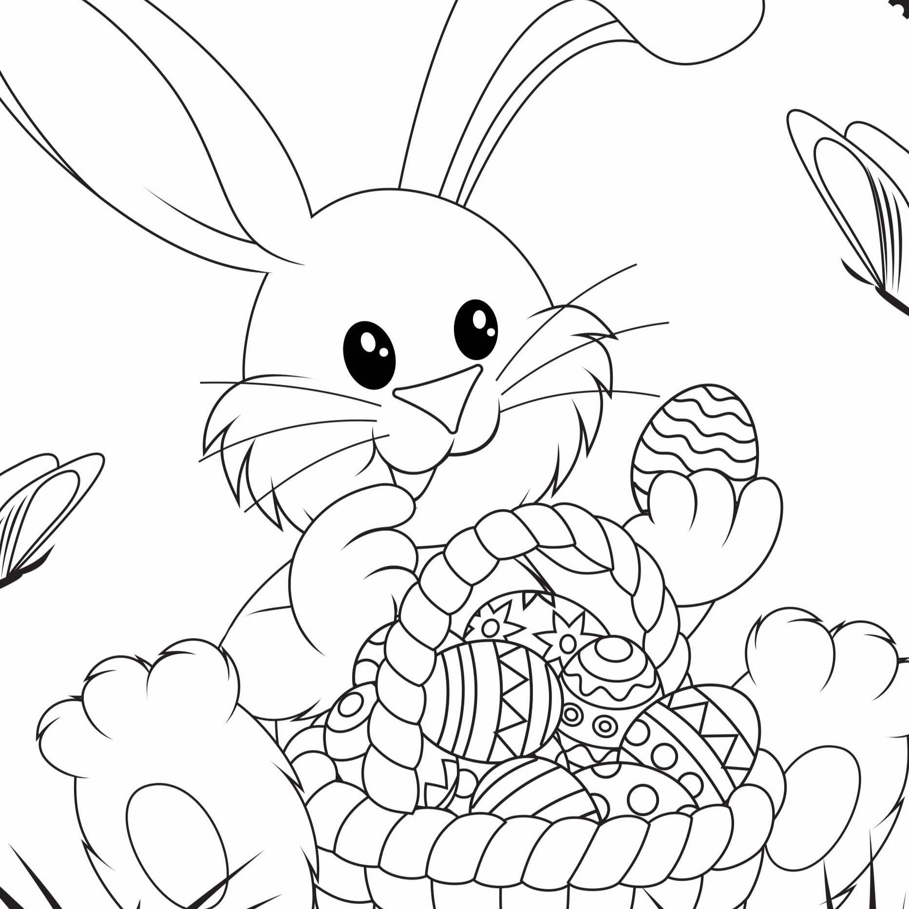 Discover Lowestofts Easter Colouring Competition! | News ...